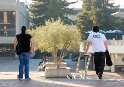 Diana & Marc @UC Berkeley