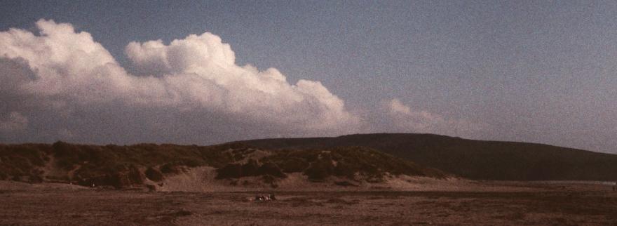 Dillon Beach, 200 speed fuji superia film