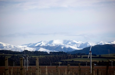 but really...how could you not fall in love here? southern alps