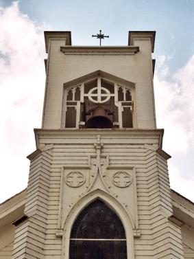 to recap, Church of the Assumption...