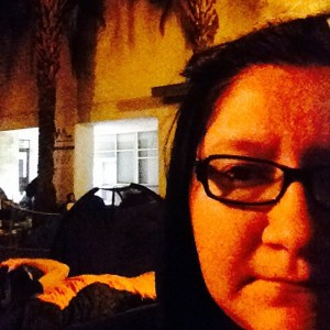2am selfie