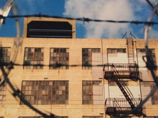 The Historic Lawrence Warehouse, 11th & R streets, Circa 2004-2005